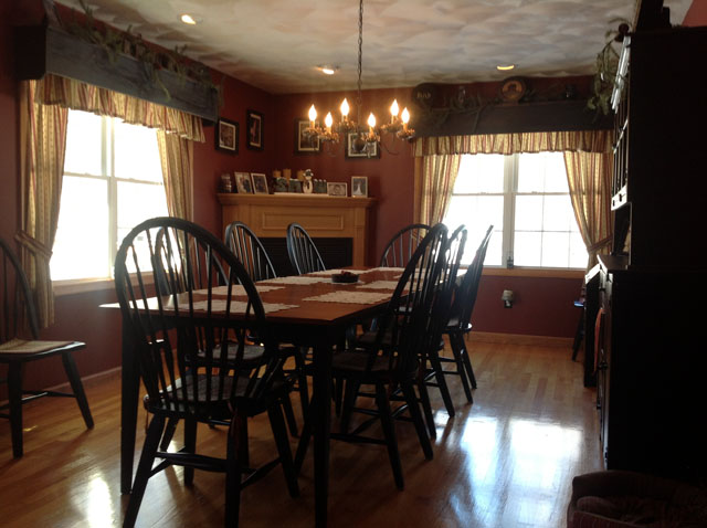 dining room contractor