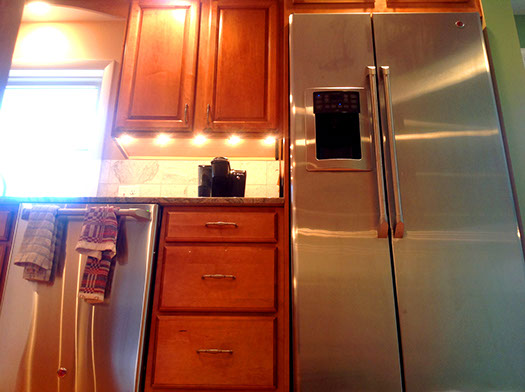 kitchen appliance install 02